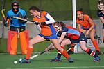 Tauranga v Tasman. 2021 National Women's Under-18 Hockey Tournament day five at National Hockey Stadium in Wellington, New Zealand on Thursday, 15 July 2021. Photo: Dave Lintott / lintottphoto.co.nz https://bwmedia.photoshelter.com/gallery-collection/Under-18-Hockey-Nationals-2021/C0000T49v1kln8qk
