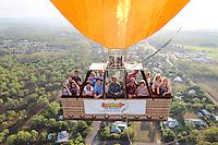 20150118 18 January Hot Air Balloon Cairns