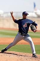 Joseph Colon - Cleveland Indians 2009 Instructional League. .Photo by:  Bill Mitchell/Four Seam Images..