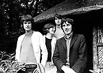 Kinks 1968 Ray Davies, Dave Davies, Pete Quaife and Mick Avory..© Chris Walter..