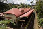 Kuranda, Queensland, Australia; Kuranda Railway Station, Kuranda Scenic Railway , © Matthew Meier, matthewmeierphoto.com All Rights Reserved
