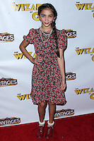 """HOLLYWOOD, CA - SEPTEMBER 18: Rowan Blanchard arrives at """"The Wizard Of Oz"""" Opening Night held at the Pantages Theatre on September 18, 2013 in Hollywood, California. (Photo by Xavier Collin/Celebrity Monitor)"""