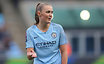 02.12.2018 Manchester City Women v Arsenal Women