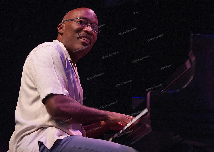Darrell Grant, The Bridge Project on June 23, 2014 TD Vancouver International Jazz Festival