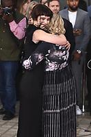 Jessie Buckley bei der Premiere des Kinofilms 'The Lost Daughter' auf dem 65. BFI London Film Festival 2021 in der Royal Festival Hall. London, 13.10.2021 . Credit: Action Press/MediaPunch **FOR USA ONLY**