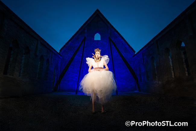 "Apocalyptic Wonderland ""Fete"" art event series commercial"