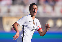 Orlando, FL - October 25, 2015:  The USWNT defeated Brazil 2-1 during the Victory Tour at the Citrus Bowl.