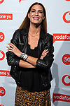 Laura Sanchez during the photocall of VODAFONE YU MUSIC SHOWS<br /> ESTOPA  in Concert. <br /> <br /> October 2, 2019. (ALTERPHOTOS/David Jar)
