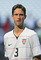 Clarence Goodson. USA defeated Grenada 4-0 during the First Round of the 2009 CONCACAF Gold Cup at Qwest Field in Seattle, Washington on July 4, 2009.