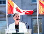 Kirsty Duncan, PyeongChang 2018. <br />