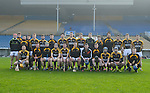 The Ballyea team before the Munster Club hurling final against Glen Rovers at Thurles. Photograph by John Kelly.