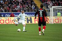 Leon Andreasen (FSV Mainz 05) zieht ab