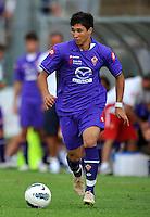 "Ryder MATOS (Fiorentina).Fiorentina Vs Gavorrano.Football Calcio gara amichevole 2011/2012.San Piero a Sieve 3/8/2011 Centro Sportivo ""San Piero a Sieve"".Foto Insidefoto Alessandro Sabattini"