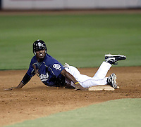 Everett Williams - AZL Padres (2009 Arizona League)..Photo by:  Bill Mitchell/Four Seam Images..