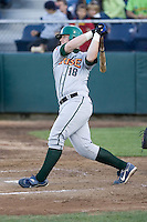 June 25, 2008: The Boise Hawks' Michael Brenly during a Northwest League game against the Everett AquaSox at Everett Memorial Stadium in Everett, Washington.