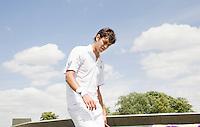30-6-08, England, Wimbledon, Tennis, Mario Ancic