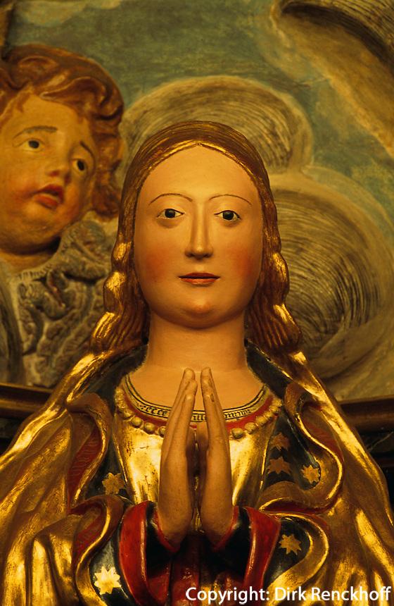 Santuari de Nostra Senora de Gracia, Mallorca,Spanien