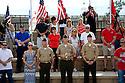 2014 Caballeros de Yuma July 4th Flag Raising Ceremony