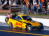 NHRA Mello Yello Drag Racing Series<br /> Dodge NHRA Nationals<br /> Maple Grove Raceway<br /> Reading, PA USA<br /> Saturday 23 September 2017 J.R. Todd, DHL, funny car, Toyota, Camry<br /> <br /> World Copyright: Mark Rebilas<br /> Rebilas Photo