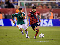 Jose Torres. The USMNT tied Mexico, 1-1, during their game at Lincoln Financial Field in Philadelphia, PA.