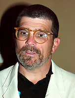 Montreal,August 27, 2000<br /> <br /> American film maker and play writer David Mamet presents his latest film at the Montreal World Film Festival (Montreal, Canada) on August 27, 2000<br /> Photo by Pierre Roussel / Images Distribution