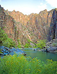 Gunnison River in the Black Canyon, Colorado, USA John leads private photo tours throughout Colorado, year-round.