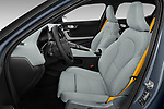 Front seat view of 2020 Polestar Polestar-2 Pilot-Plus 5 Door Hatchback Front Seat  car photos
