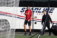 TUKWILA, WA - NOVEMBER 08: Omar Gonzalez #44 of Toronto FC at Starfire Sports Complex on November 08, 2019 in Tukwila, Washington.
