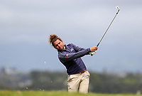 Luke Toomey during the Jennian Homes Charles Tour Taranaki Open, New Plymouth Golf Course, Sunday 18 October 2020. Photo: Simon Watts/www.bwmedia.co.nz