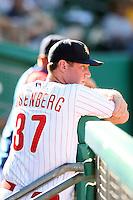 BJ Rosenberg - Mesa Solar Sox - 2010 Arizona Fall League.Photo by:  Bill Mitchell/Four Seam Images..