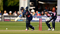 Jordan Cox bats for Kent during Kent Spitfires vs Middlesex, Vitality Blast T20 Cricket at The Spitfire Ground on 11th June 2021