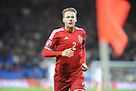 UEFA European Championship at Cardiff City Stadium - Wales v Cyprus : <br /> Chris Gunter of Wales.