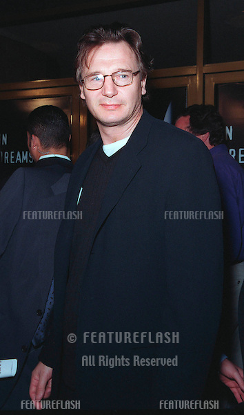 """11JAN99:  Actor LIAM NEESON at the premiere of """"In Dreams"""" in Los Angeles..© Paul Smith / Featureflash"""