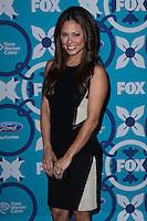 SANTA MONICA, CA - SEPTEMBER 09: Actress Vanessa Lachey (Vanessa Minnillo) arrives at the FOX Fall Eco-Casino Party 2013 held at The Bungalow on September 9, 2013 in Santa Monica, California. (Photo by Xavier Collin/Celebrity Monitor)