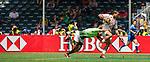 South Africa vs Japan during the HSBC Sevens Wold Series match as part of the Cathay Pacific / HSBC Hong Kong Sevens at the Hong Kong Stadium on 28 March 2015 in Hong Kong, China. Photo by Juan Manuel Serrano / Power Sport Images