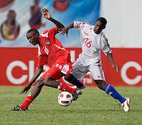 Cuba U-17 Men vs Panama, February 16, 2011