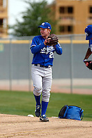 Brent Fisher  - Kansas City Royals - 2009 spring training.Photo by:  Bill Mitchell/Four Seam Images