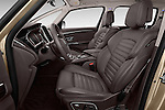 Front seat view of 2015 Renault Espace Intens 5 Door Minivan Front Seat car photos