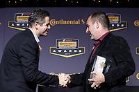 IMSA Continental Tire SportsCar Challenge<br /> Series Awards Banquet<br /> Road Atlanta, Braselton GA<br /> Friday 6 October 2017<br /> VP Award, <br /> World Copyright: Michael L. Levitt<br /> LAT Images