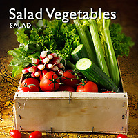 Vegetables Salad | Salad Ingredients Pictures Photos Images & Fotos