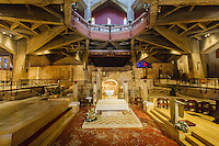 Israel, Galilee, nazareth,basilica of Annunciation
