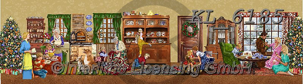 Interlitho-Franco, CHRISTMAS LANDSCAPES, WEIHNACHTEN WINTERLANDSCHAFTEN, NAVIDAD PAISAJES DE INVIERNO, paintings+++++,kitchen bakery,KL6185,#xl#