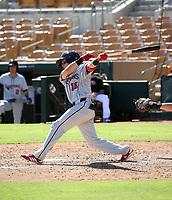 Jose Gomez - Scottsdale Scorpions - 2019 Arizona Fall League (Bill Mitchell)