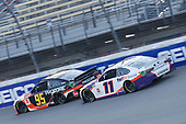 #11: Denny Hamlin, Joe Gibbs Racing, Toyota Camry FedEx Ground #95: Christopher Bell, Leavine Family Racing, Toyota Camry Procore