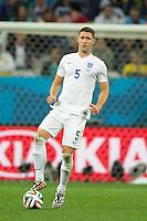 Gary Cahill of England