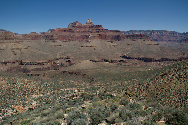 Tonto Plateau in Grand Canyon National Park, northern Arizona. .  John offers private photo tours in Grand Canyon National Park and throughout Arizona, Utah and Colorado. Year-round.
