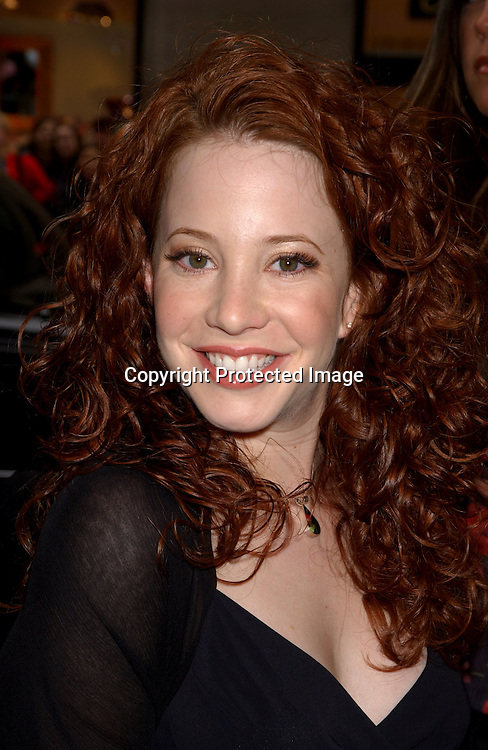 Amy Davidson                               ..at the ABC Upfront announcement of the Fall Shows ..on May 13,2003 at Radio City Music Hall...Photo By Robin Platzer, Twin Images