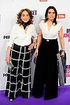 "Paloma Segrelles mum and daughter  attends to the premiere of ""Bridget Jones, Baby"" at Kinepolis in Madrid. September 09, Spain. 2016. (ALTERPHOTOS/BorjaB.Hojas)"