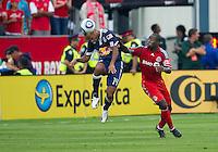 Toronto FC vs New York Red Bulls August 21 2010