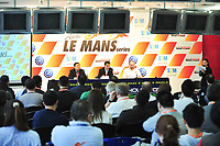 PRESS CONFERENCE ASIN LE MANS SERIES SHANGHAI